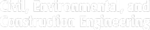 Department of Civil, Environmental and Construction Engineering Mobile Logo