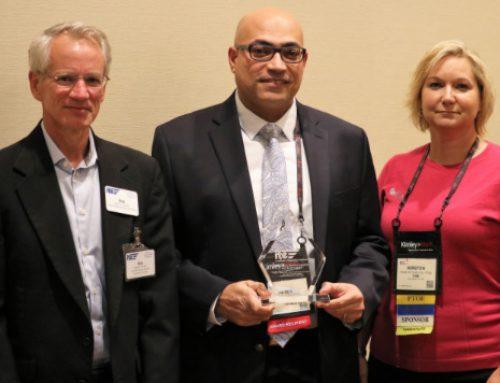 Dr. Essam Radwan And Dr. Hatem Abou-Senna Won 2017 ITE Best Project Award