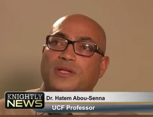 Dr. Hatem Abou-Senna in the news