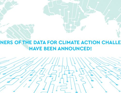 Honorable Mention in the Data for Climate Action Challenge