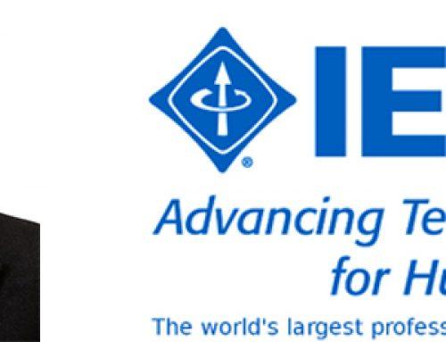 Dr. Ni-Bin Chang, Named 2017 IEEE Fellow