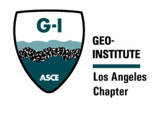 Dr. Luis G. Arboleda-Monsalve keynote speaker at Los Angeles Geo-Institute Chapter