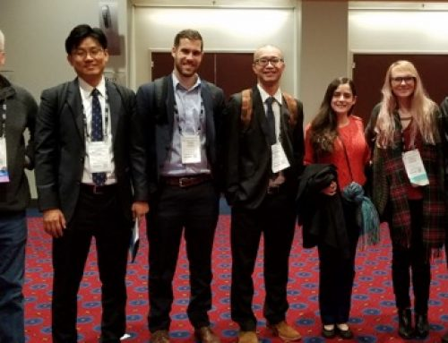 Environmental Engineering Graduate Students Take Top Awards At  Water Quality Technology Conference!