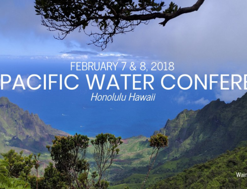Ucf Participates In The Pacific Water Conference