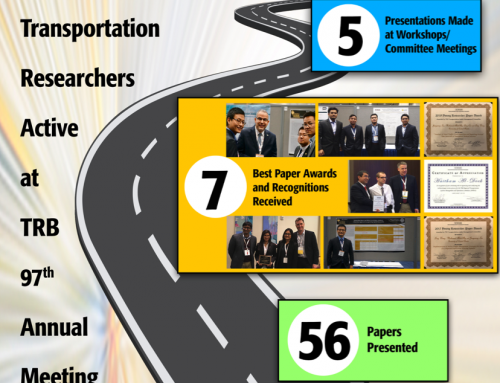 UCF Transportation Researchers Active at TRB 97th Annual Meeting