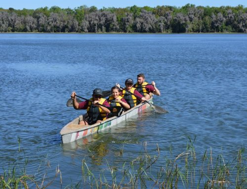ASCE-UCF Concrete Canoe team won two second place awards