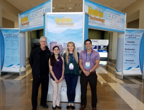 UCF CECE Students Present At Membrane Technology Conference