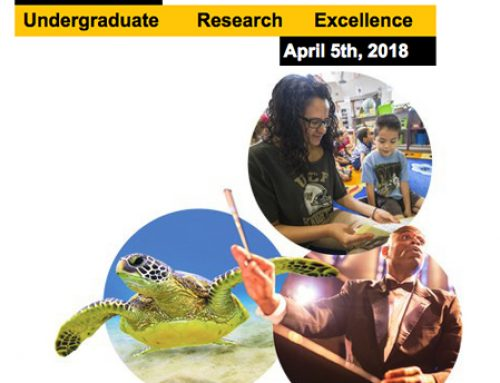 Winners in 2018 Showcase of Undergraduate Research Excellence