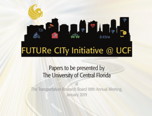 UCF Transportation Researchers at TRB 98th Annual Meeting