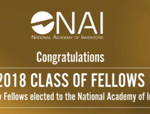 Prof. Ni-Bin Chang Named Fellow of the National Academy of Inventors (NAI)