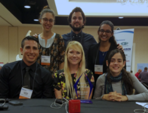 UCF students sweep awards at State Water Conference