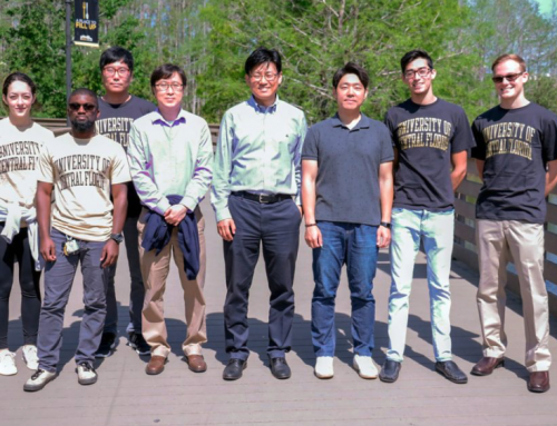 The UCF Student Team Win EPA grant (P3 Phase II) for Environmental Sustainability