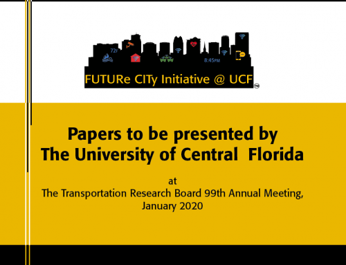 UCF Transportation Researchers at TRB 99th Annual Meeting