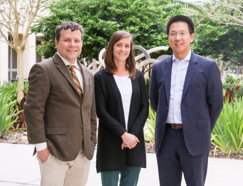 UCF is leading an NSF project to design a smart air quality monitoring network for Orlando